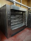 Tagliavini Tronik. Electric Deck Oven.