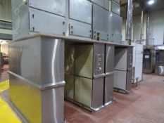 Magnacool Walk through Rack cooler