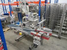Herbert/Partnering Solutions Labelling Machine