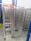 24 x 16 Tray Bakers Racks