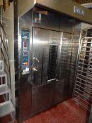 Polin. Single Rack oven.