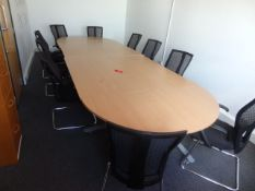 Meeting room contents