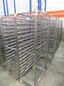 14 x 16 Tray Bakers Racks