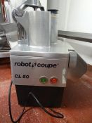 Robot Coupe. CL 50. Dicer/Slice