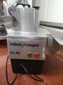 Robot Coupe. CL 50. Dicer/Slicer