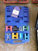 Draper 8 piece camshaft/flywheel locking holding k