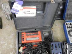 Snap-on MT2500 scanner
