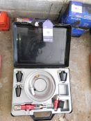 Haynes garage equipment coolant refiller