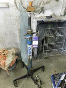 Webber hydrohalic gearbox jack 600kg