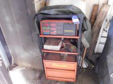 Technotest 481 gas analyser