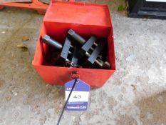 Sykes Pickavant cam shaft press