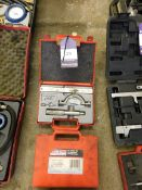 Pair of Sealey engine locking kits