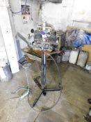 Wallmek free standing spring compressor