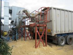 Lorry Loading Gantry/Platform Please Note Buyer to Remove