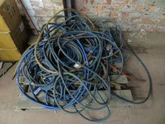 Pallet to contain Qty of Air Hoses