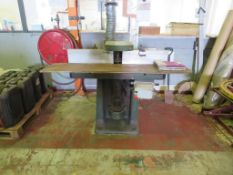 Wadkin Spindle Moulder
