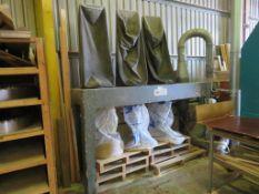 Air Plants 3 x Bag Dust Extraction Unit