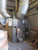 The Talbott TMA Woodburning Workshop Heater