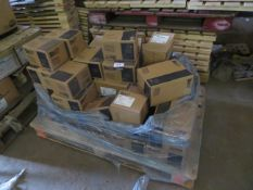 Pallet to contain Qty of Industrial Staples