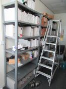3 x bays pf Boltless Shelving (contents not included) Please Note Buyer to Remove