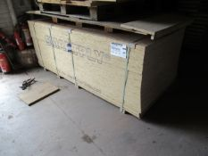 Pallet of 82 pieces of Smart Ply 11mm OSB 2400mm x 1220mm
