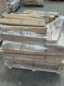 (ED29) PALLET TO CONTAIN 147 ITEMS OF NEW KITCHEN GOODS TO INCLUDE: VARIOUS DOORS, DRAWERS AND