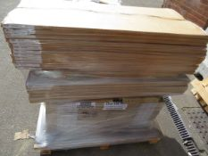 (ED53) PALLET TO CONTAIN 51 ITEMS OF NEW KITCHEN GOODS TO INCLUDE: VARIOUS DOORS, FACIAS IN HIGH