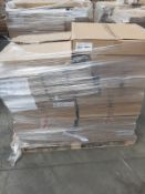 (ED1) PALLET TO CONTAIN 42 ITEMS OF NEW KITCHEN GOODS TO INCLUDE: 600MM INTERNAL DRAWER PACK,