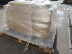 (ED54) PALLET TO CONTAIN 18 ITEMS OF NEW KITCHEN GOODS TO INCLUDE: 5 x 660MM INT CURVED WALL