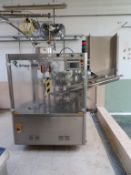 2002 Unipac Type 2080 Tube filling machine