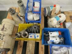 Pallet of Batter Machine spares (see lot 25)