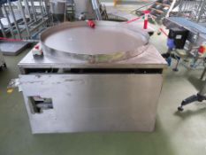 Transnorm System Stainless Steel Lazy Susan (1200mm dia)