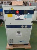 2014 TWE Evo 101 Water chiller (Unused)