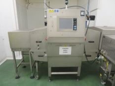 2009 SMITHS Detection Eagle Pack 720 x-Ray Machine