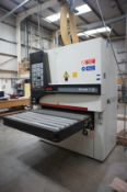 SCM Sandya 75 Drum Sander, width 1350mm, serial number AE-027659, year of manufacture 2005 (