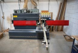 SAO MAD UTP 150 5 Station Tenoner Machine, serial number 2402, year of manufacture 2005 (