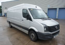 Volkswagen 2.0 TDI CR35 Crafter LWB High Roof Pane
