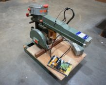 DeWalt DW110 Radial Arm Saw