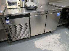 Foster ECOPROG2 EPI/2H Mobile Refrigerated 2 Doored Counter Serial Number ES372282
