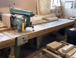 Woodworking Machinery, Hardwood & Associated Items