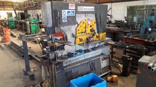 Kingsland Multi 95 Metal Worker (2014) Serial Number 642914 with tooling.