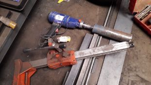 Marcrist DDM2-110 Diamond Core Drill with Stand