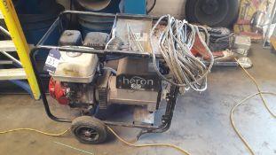 Stephill Generators 200 AMP DC Welder/Generator Serial Number 304854