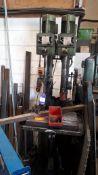 Pollard 130a/2 Twin Spindle Drill S/N 31129A