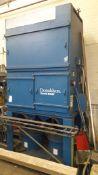 Donaldson Torit DCE UMA456K11 Dust Extraction Unit (2008) Serial Number 00034563 - 400v Approx 600kg