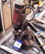 Rotabroach Panther Magentic Drill 110v