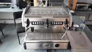 Caffe d'autore coffee machine (previously hardwired in but since been disconnected – please refer to