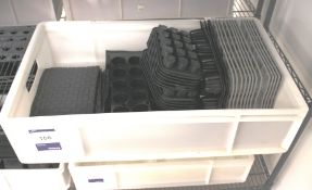 Approx. 54 Assorted Silica Moulds