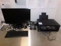 Epson ET-2650 Printer/Scanner, 2 x Yealink Phones,