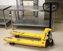 Hydraulic Pallet Truck (Delayed Collection)